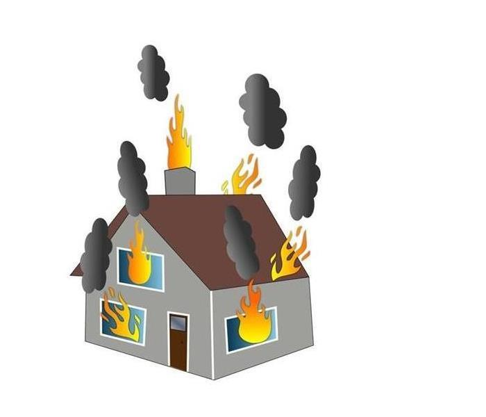 Fire Damage For Orange County, A Fire Damage Restoration Guide